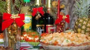 Некоторые советы по организации Новогоднего стола