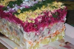 Секреты приготовления вкусной селедки под шубой