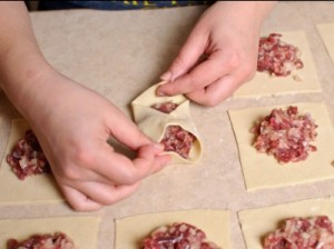 Как готовить тесто на манты?