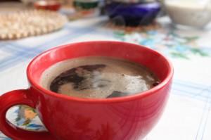 Соблюдение кофейного этикета