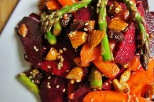 Важные блюда повседневного рациона – овощные салаты