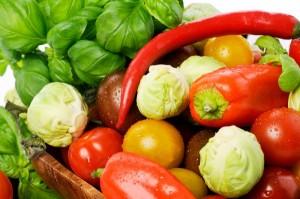 Применение овощей в кулинарии