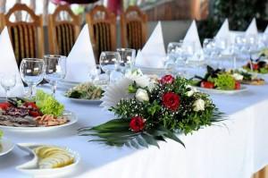 Кейтеринг для выездной свадьбы