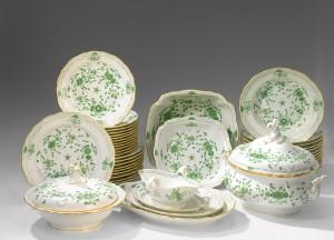 Преимущества фарфоровой посуды