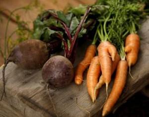 Каким образом обрабатываются овощи