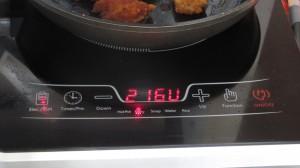 Индукционная плита настольная