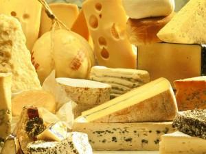 Разновидности сыров