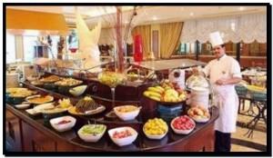 Планирование питания в отелях и гостиницах