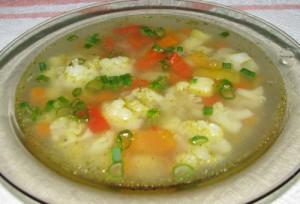 Овощные супы с капустой – вкусно и полезно