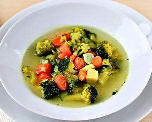 Преимущества диетических супов