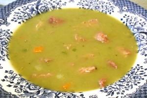 Оригинальный и неповторимый суп с копченостями