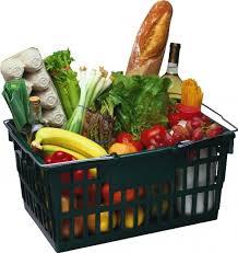 О доставке еды и продуктов на дом