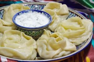 Манты – правила приготовления узбекского блюда