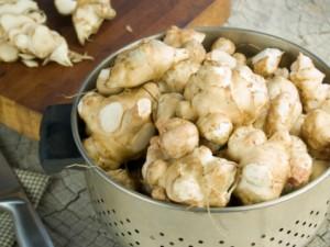 Топинамбур, как ингредиент различных блюд кулинарии