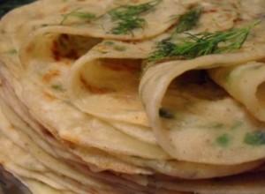 Хичины балкарские – кулинарный рецепт