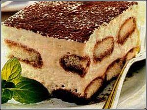 Пирожное «Тирамису»