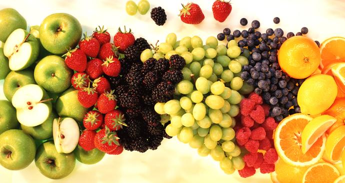 Самые полезные плоды и ягоды