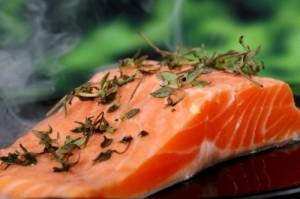 Правильное приготовление рыбы семейства лососевых