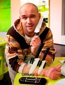 Трудный выбор ножеточки...