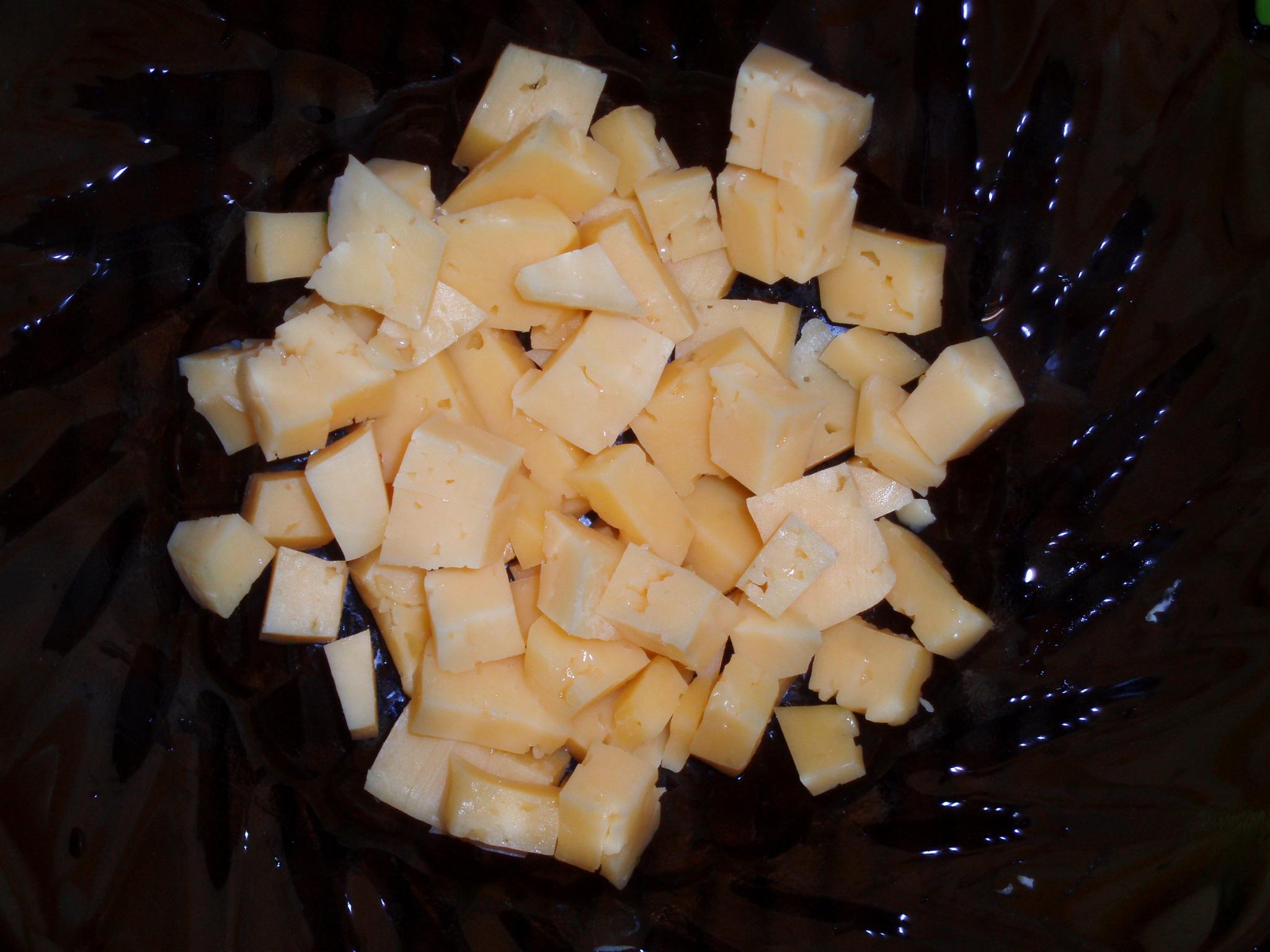 салат из капусты романеско